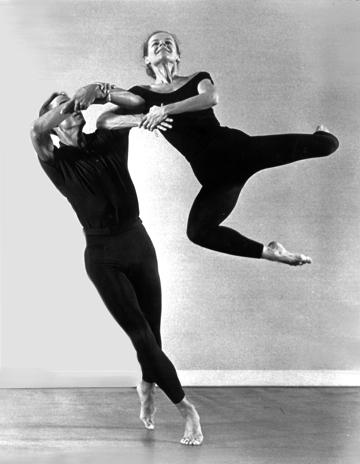 Fritz Ludin and Betty Jones