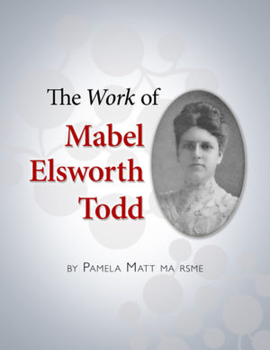 The Work of Mabel Elsworth Todd